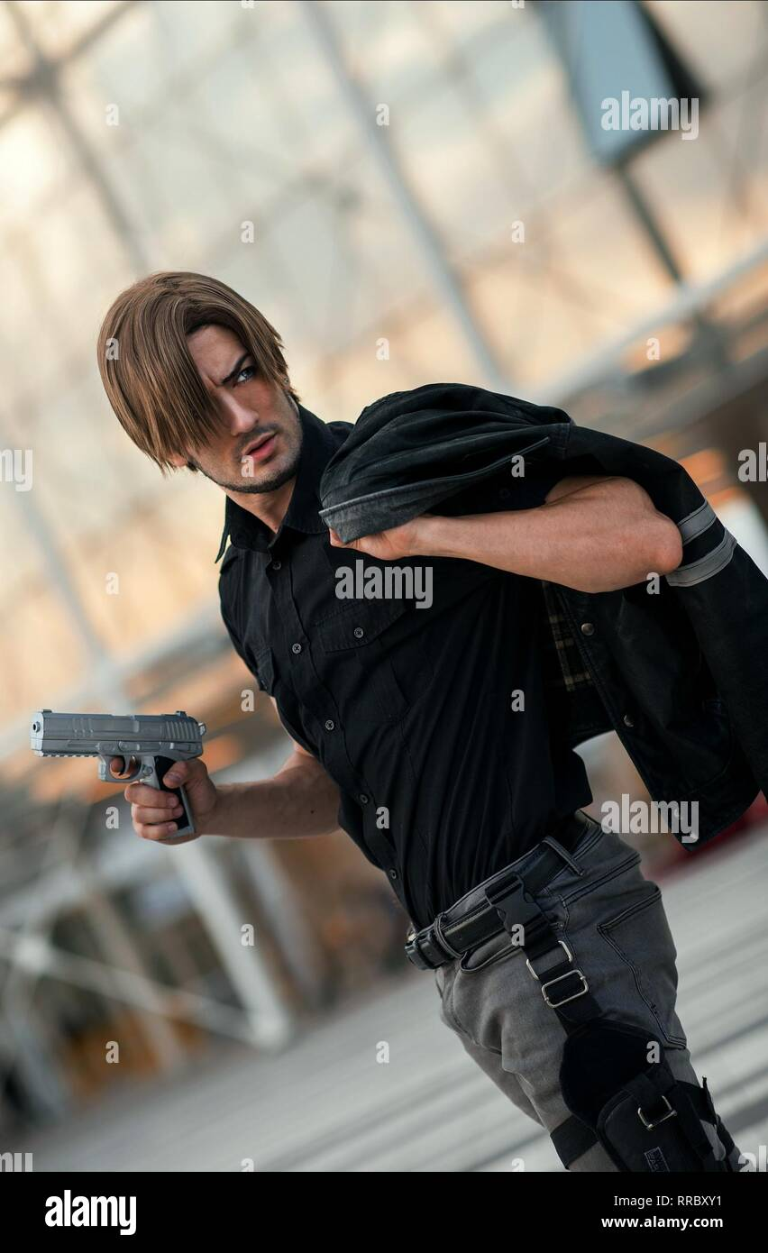 Leon Kennedy High Resolution Stock Photography And Images Alamy