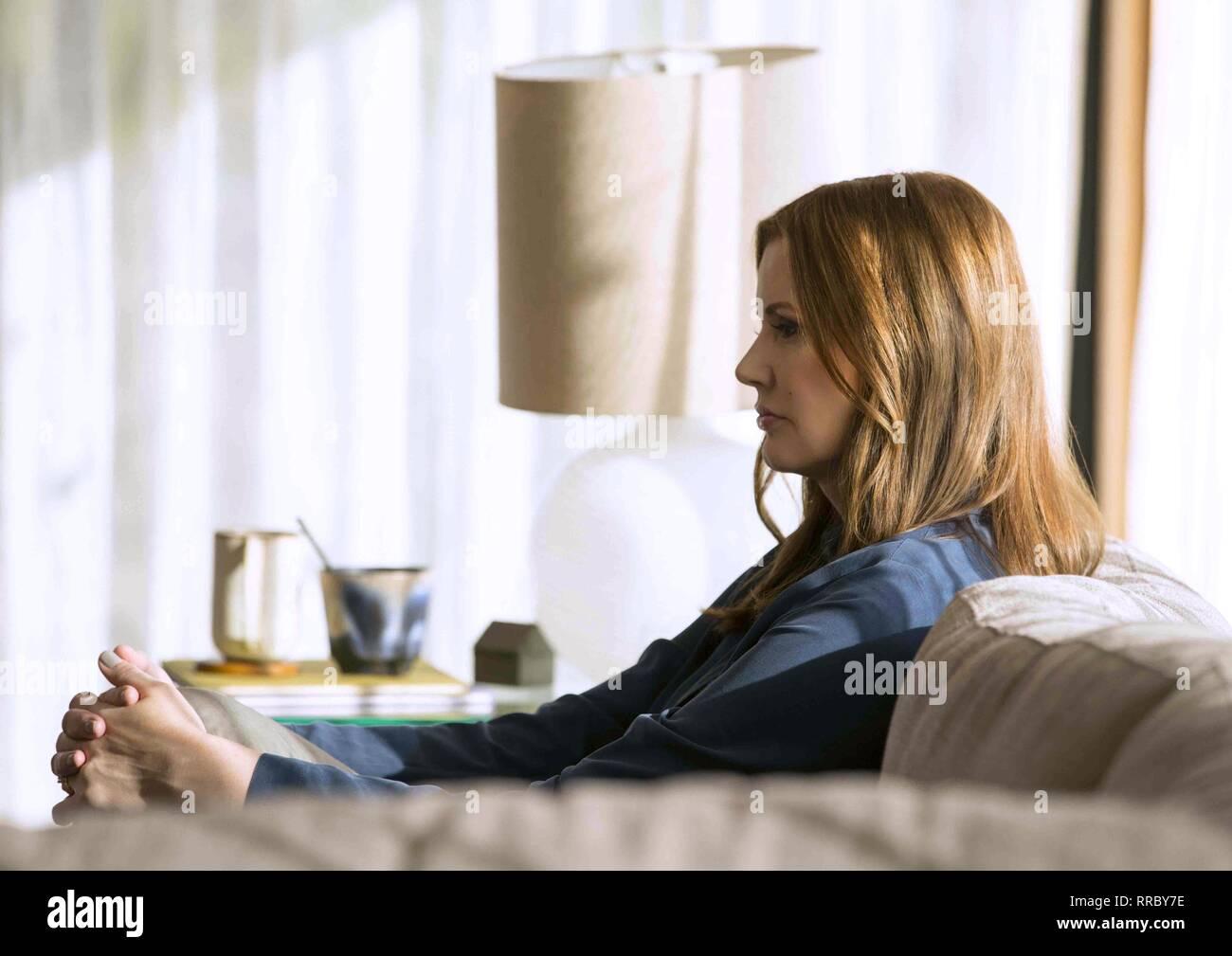 MARJORIE PRIME, GEENA DAVIS, 2017 - Stock Image