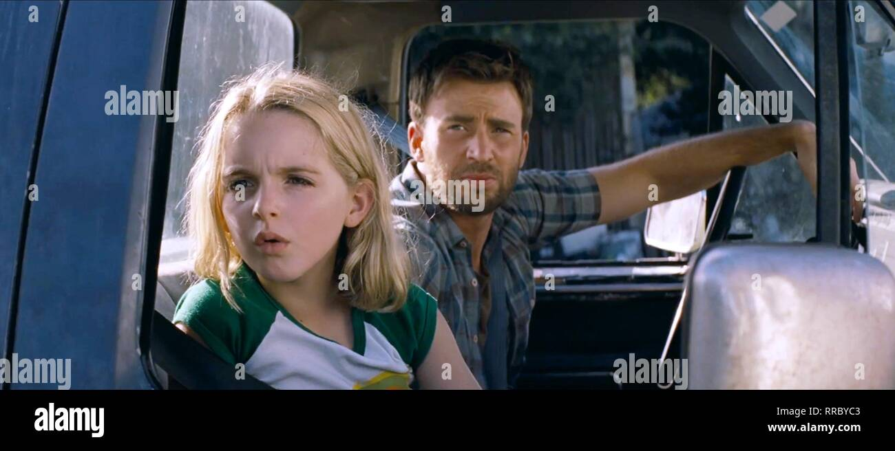 GIFTED, MCKENNA GRACE , CHRIS EVANS, 2017 - Stock Image
