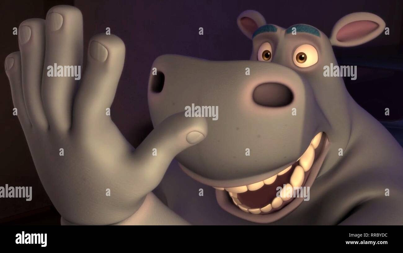 ANIMAL CRACKERS, HIPPO, 2017 - Stock Image