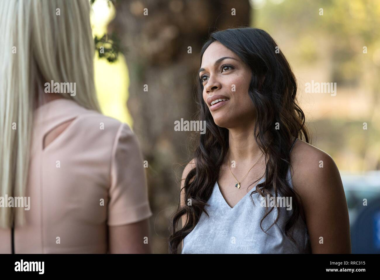 UNFORGETTABLE, ROSARIO DAWSON, 2017 - Stock Image