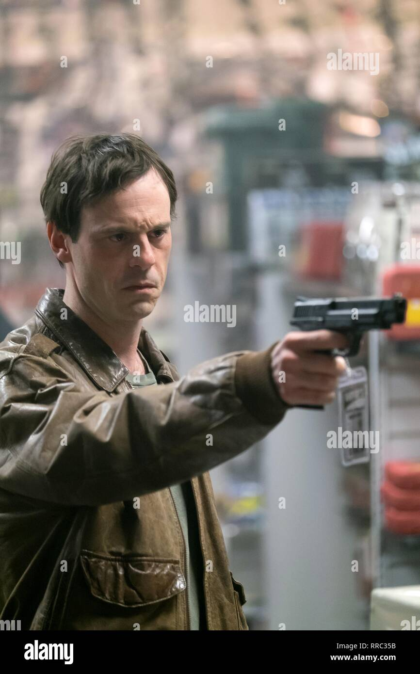 AFTERMATH, SCOOT MCNAIRY, 2017 - Stock Image