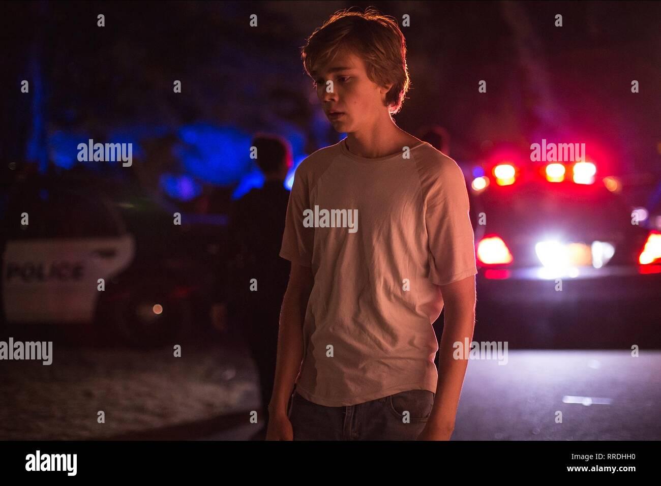 LEAN ON PETE, CHARLIE PLUMMER, 2017 - Stock Image