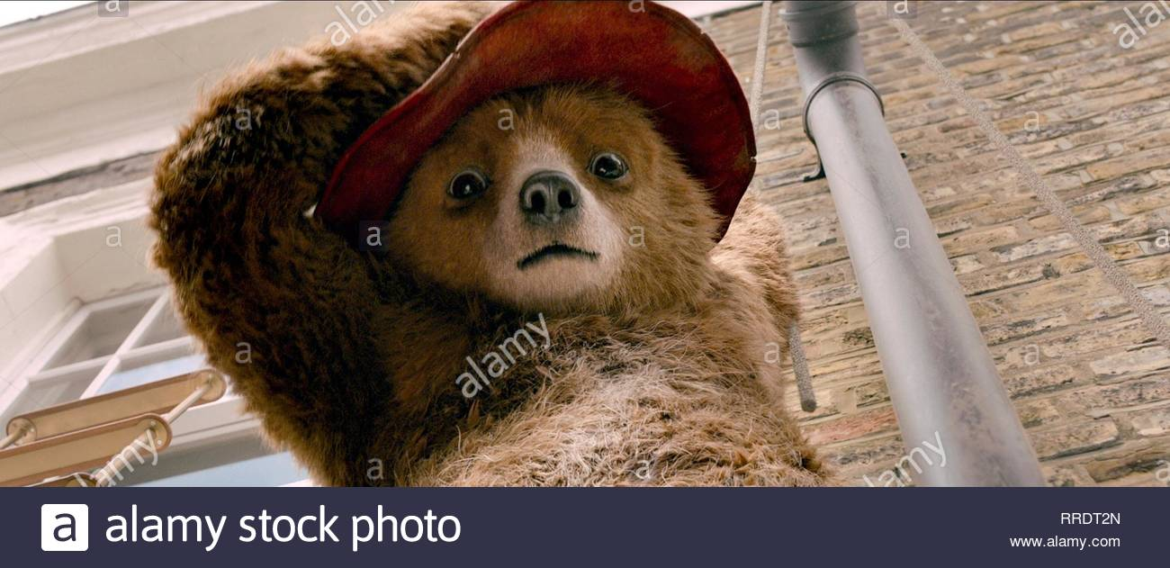 PADDINGTON 2, PADDINGTON BEAR, 2017 - Stock Image