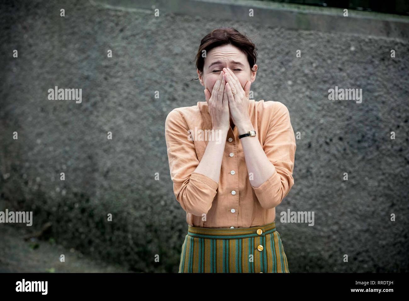 THE BOOKSHOP, EMILY MORTIMER, 2017 - Stock Image