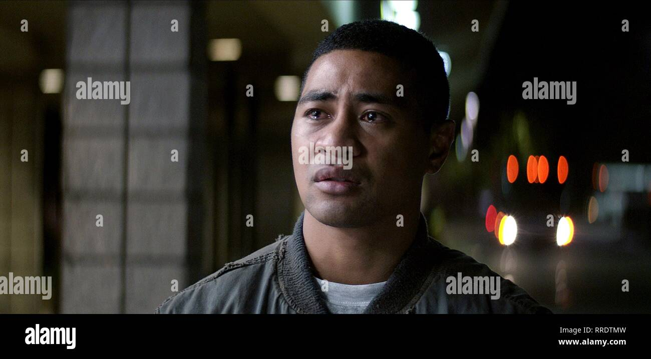 THANK YOU FOR YOUR SERVICE, BEULAH KOALE, 2017 - Stock Image