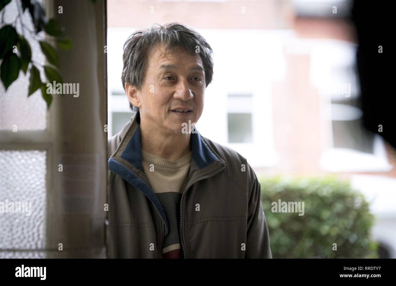 The Foreigner Jackie Chan 2017 Stock Photo Alamy