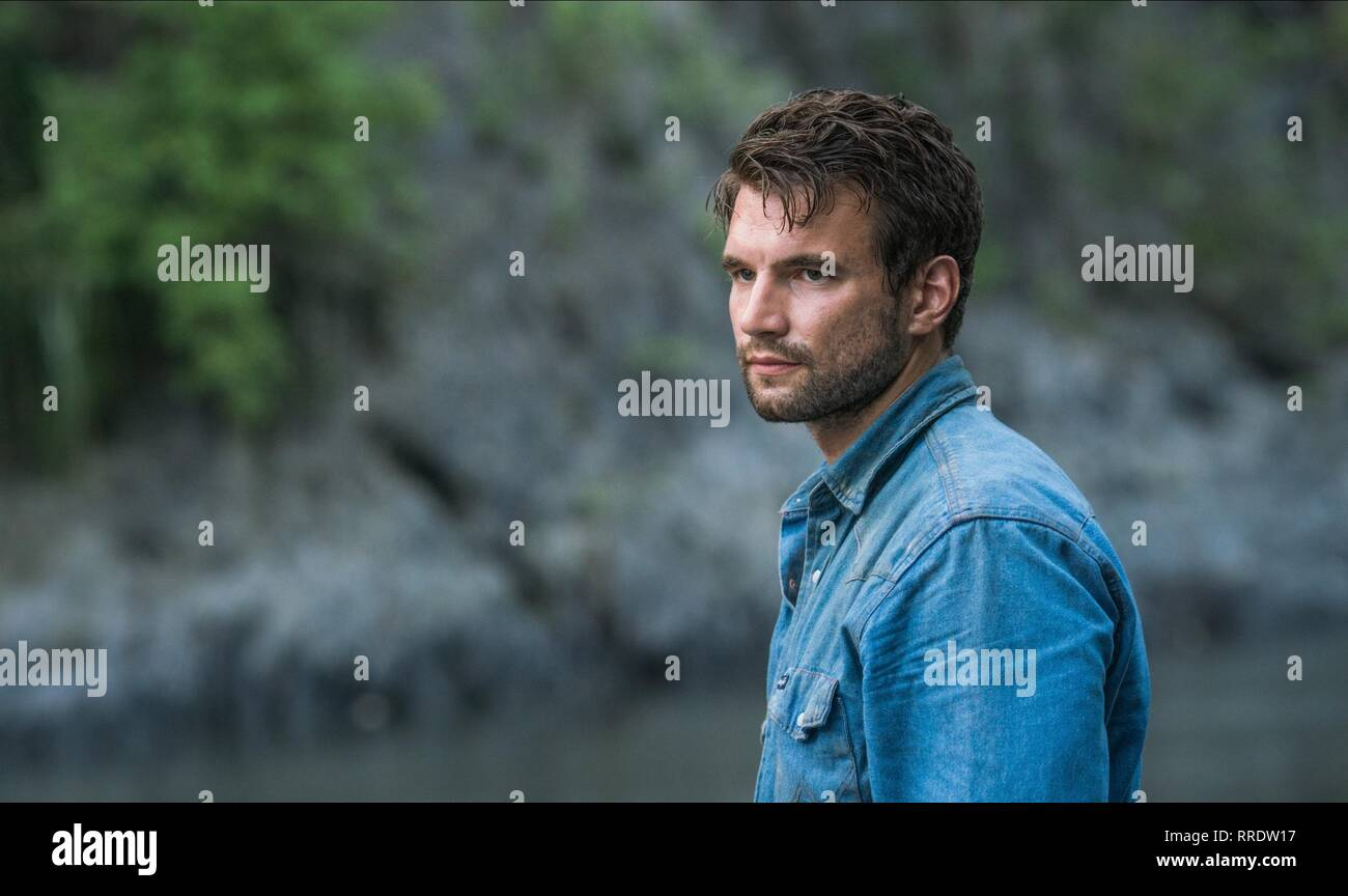 JUNGLE, ALEX RUSSELL, 2017 - Stock Image