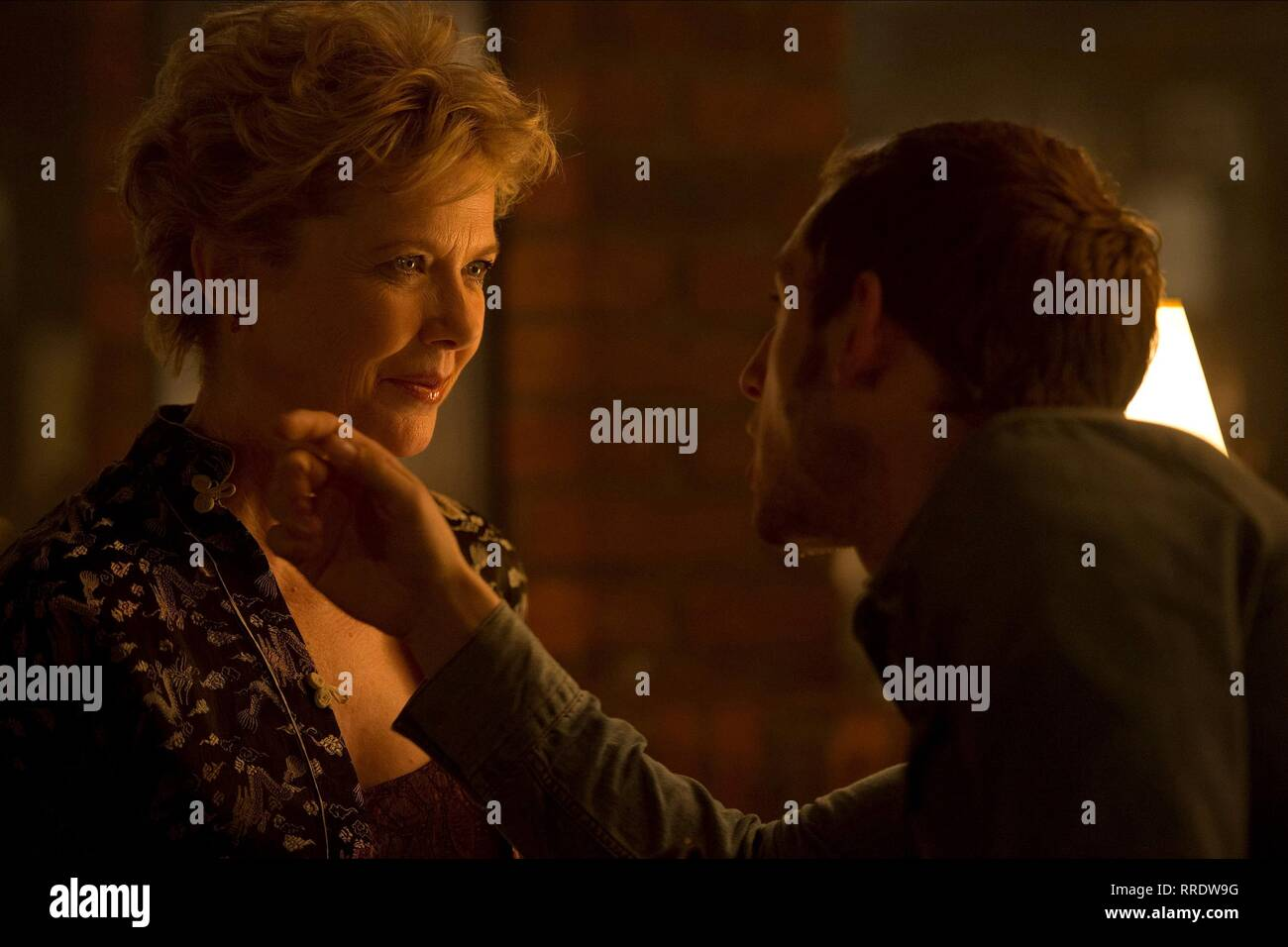 FILM STARS DON'T DIE IN LIVERPOOL, ANNETTE BENING , JAMIE BELL, 2017 Stock Photo