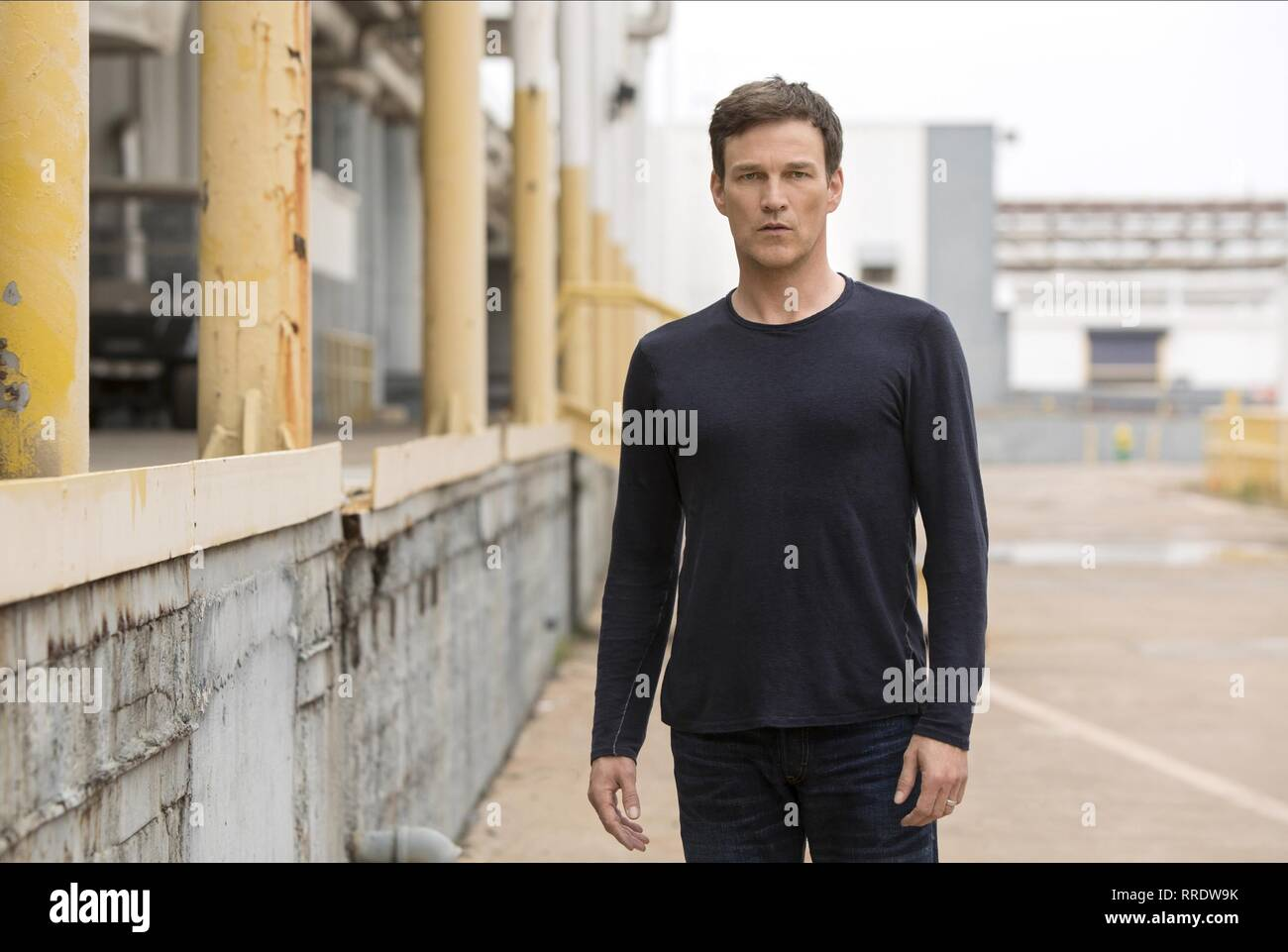 THE GIFTED, STEPHEN MOYER, 2017 - Stock Image