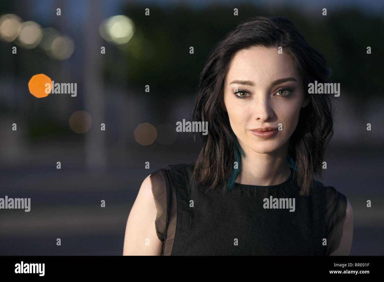 THE GIFTED, EMMA DUMONT, 2017 - Stock Image