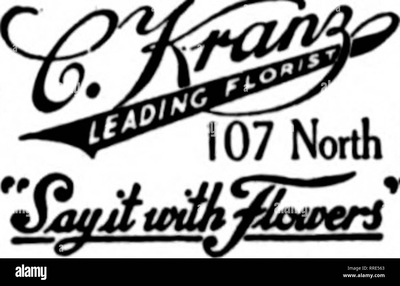 """. Florists' review [microform]. Floriculture. Kirkwood Floral Co. DES MOINES, lA. F. T. D. IOWA and VICINITY Your orders will receive Mr. Ray Holt's personal attention STORE AND GREENHOUSES DAVENPORT, IOWA """"Say It with Flowers"""" BILLS FLORAL CO. M. A. TIERNEY. Owner Member P. T. D, TAMA, IOWA UNCOLN GARDENS. Inc. G>mpetent service to all central Iowa, three railroads, two double-track trunk lines. OTTUMWA, IOWA PHONE 182 i/». 107 North Market Street OTTUMWA, IOWA criley's greenhouses Council Bluffs, Iowa GARDINER FLORAL CO. Leading Retail Florist 645 W. BROADWAY We strive to please Stock Photo"""