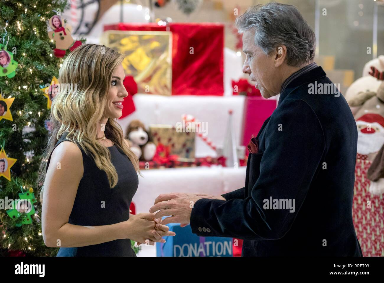 Magical Christmas Ornaments.Magical Christmas Ornaments Jessica Lowndes Tim Matheson