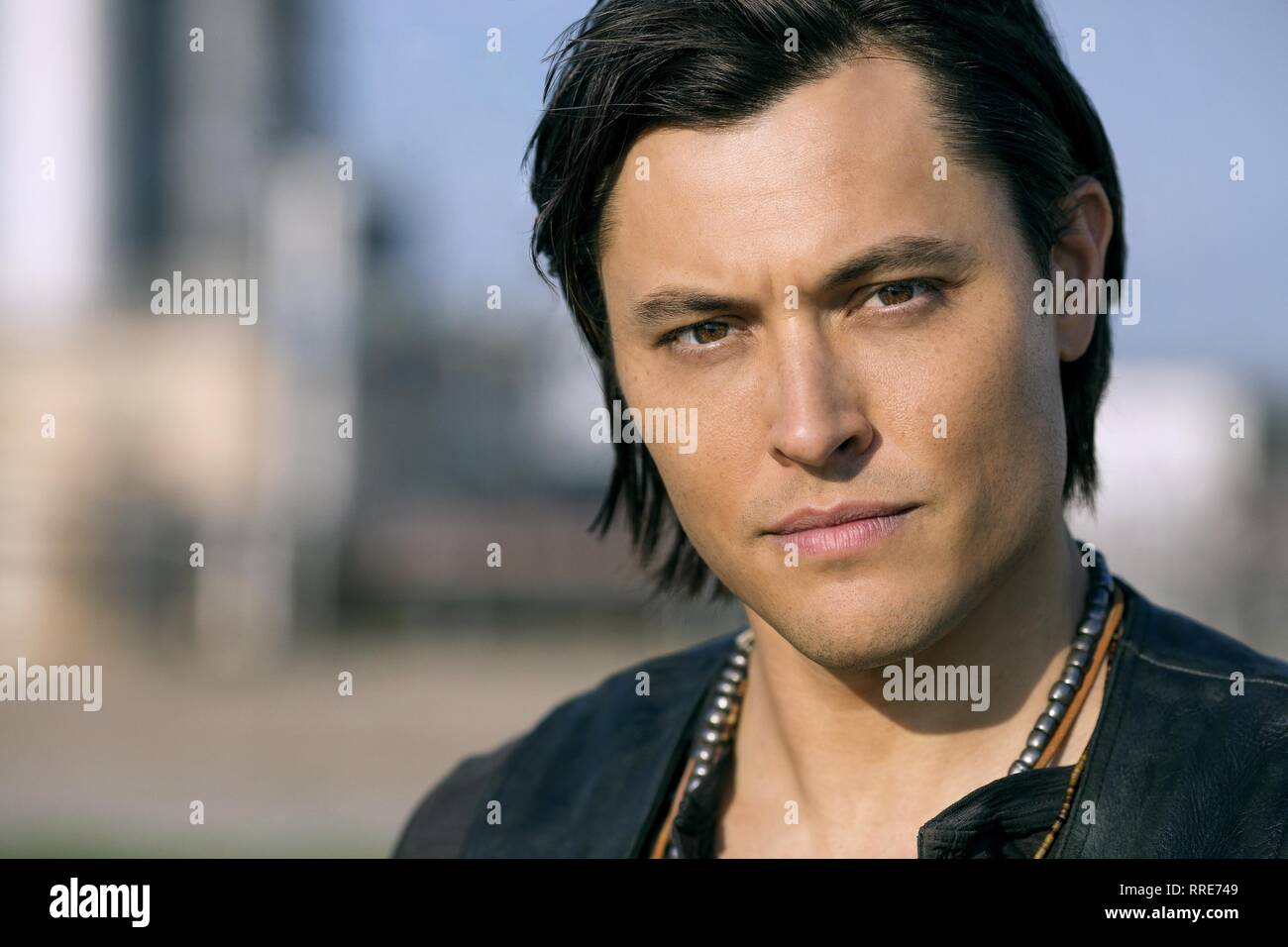 THE GIFTED, BLAIR REDFORD, 2017 - Stock Image