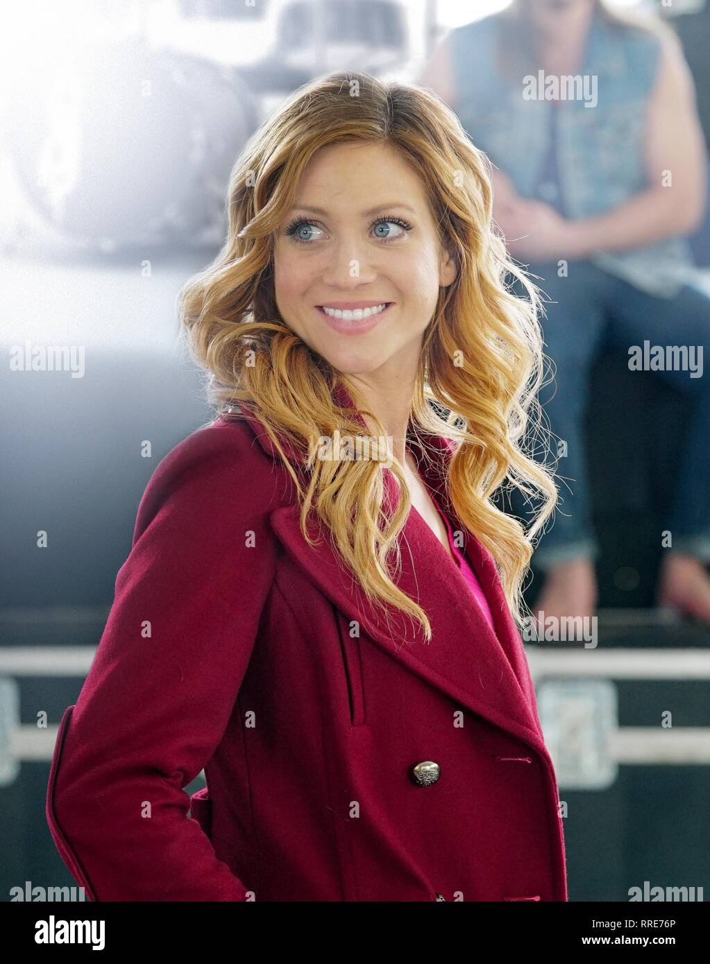 PITCH PERFECT 3, BRITTANY SNOW, 2017 - Stock Image