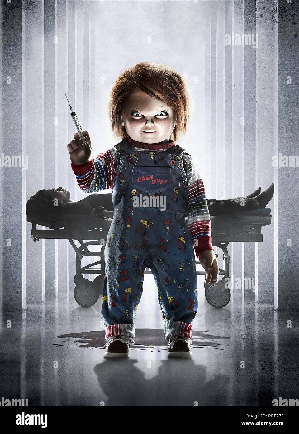 CULT OF CHUCKY, CHUCKY, 2017 - Stock Image