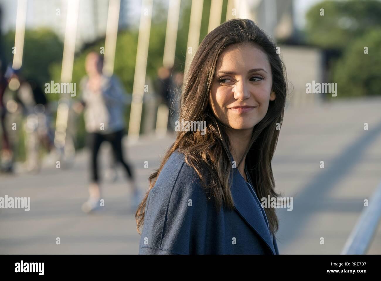 FLATLINERS, NINA DOBREV, 2017 - Stock Image