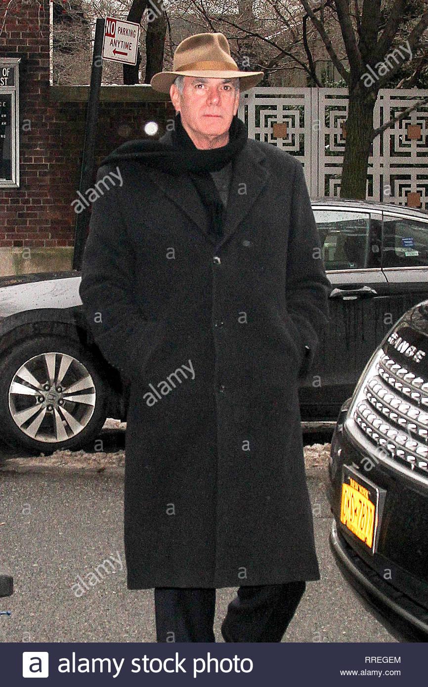 New York, NY - Lauren Silverman's father, Stephen Davis