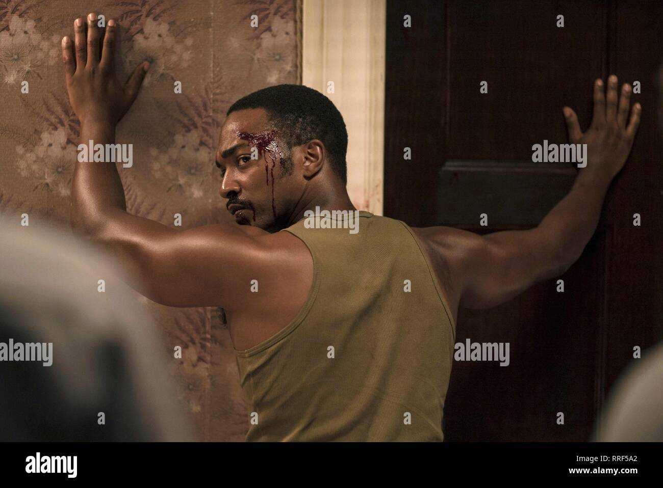 DETROIT, ANTHONY MACKIE, 2017 - Stock Image