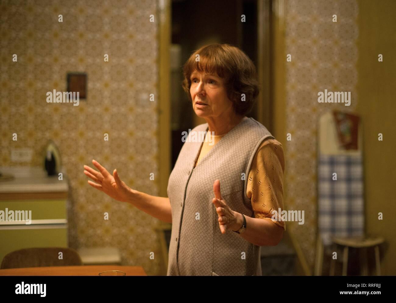 FILM STARS DON'T DIE IN LIVERPOOL, JULIE WALTERS, 2017 - Stock Image