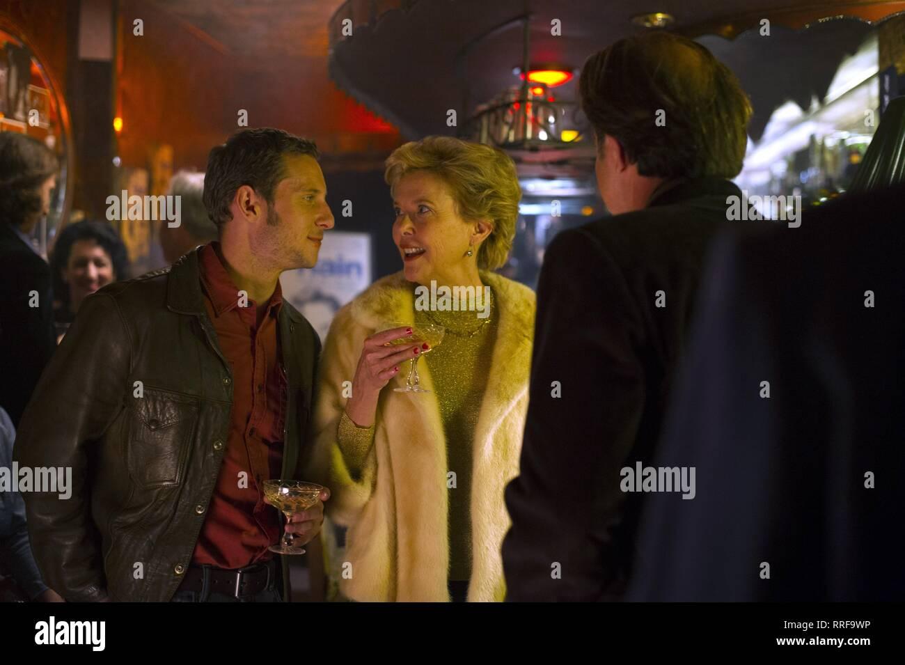 FILM STARS DON'T DIE IN LIVERPOOL, JAMIE BELL , ANNETTE BENING, 2017 - Stock Image