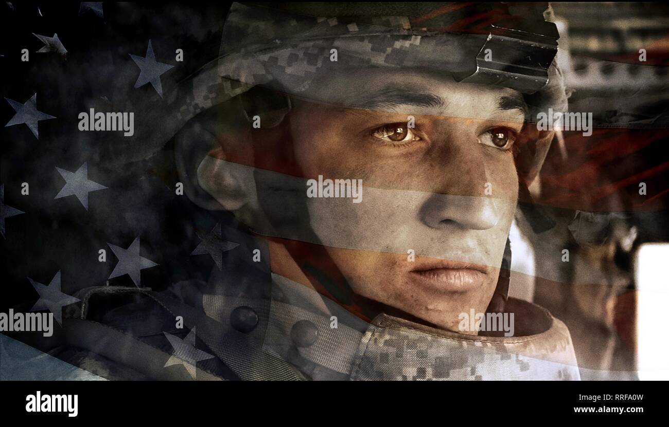THANK YOU FOR YOUR SERVICE, MILES TELLER, 2017 - Stock Image