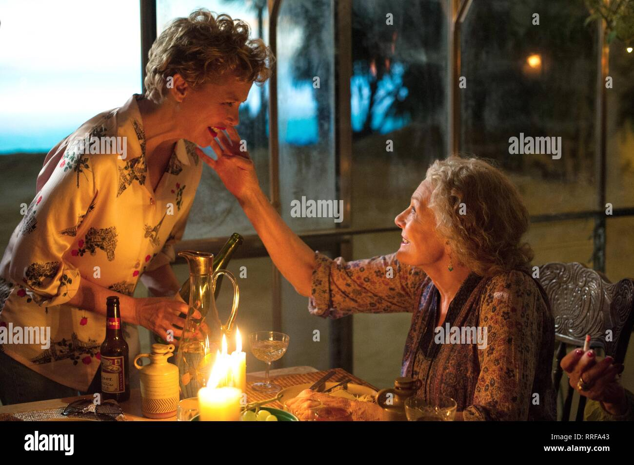FILM STARS DON'T DIE IN LIVERPOOL, ANNETTE BENING , VANESSA REDGRAVE, 2017 - Stock Image