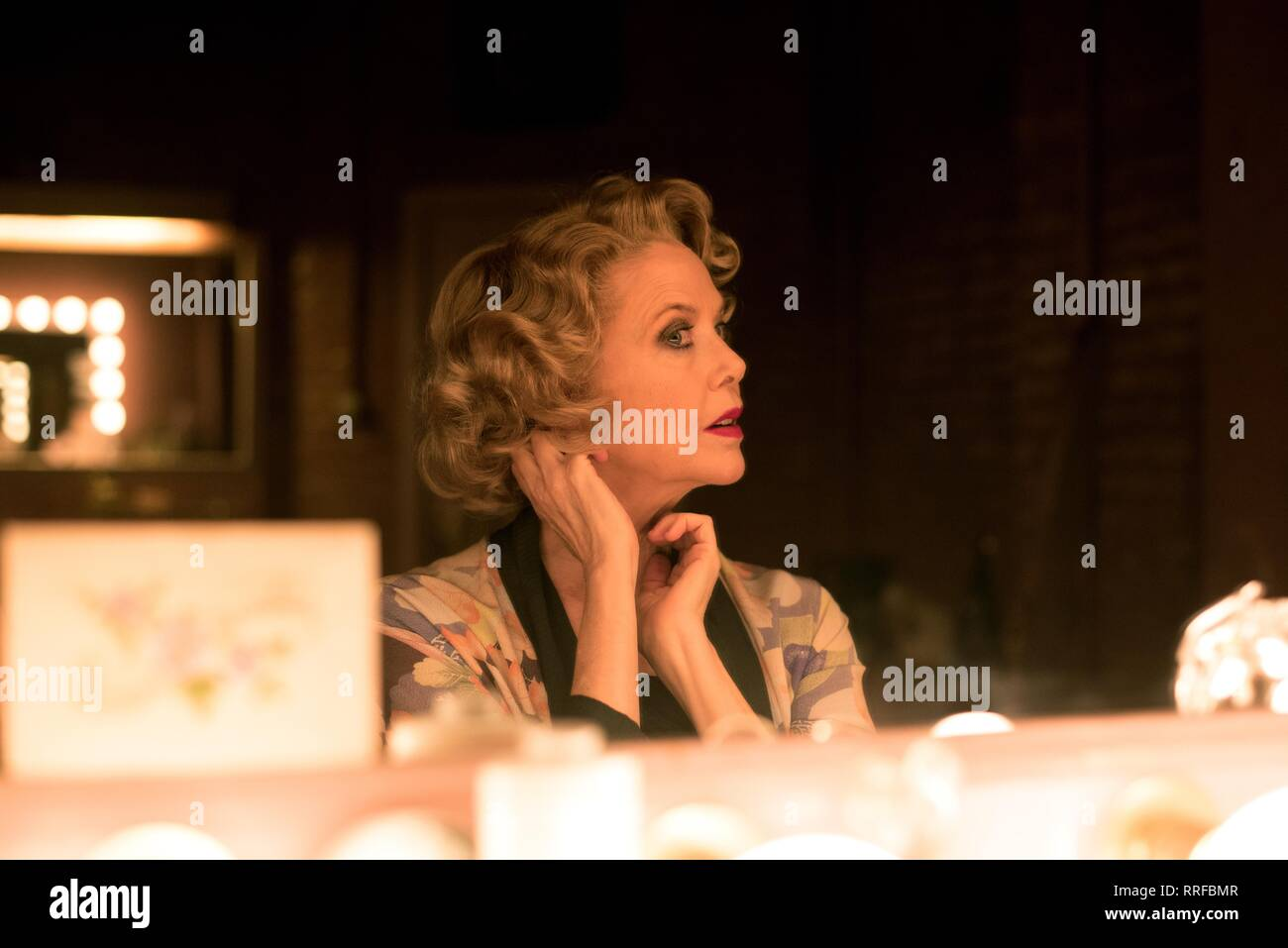 FILM STARS DON'T DIE IN LIVERPOOL, ANNETTE BENING, 2017 - Stock Image