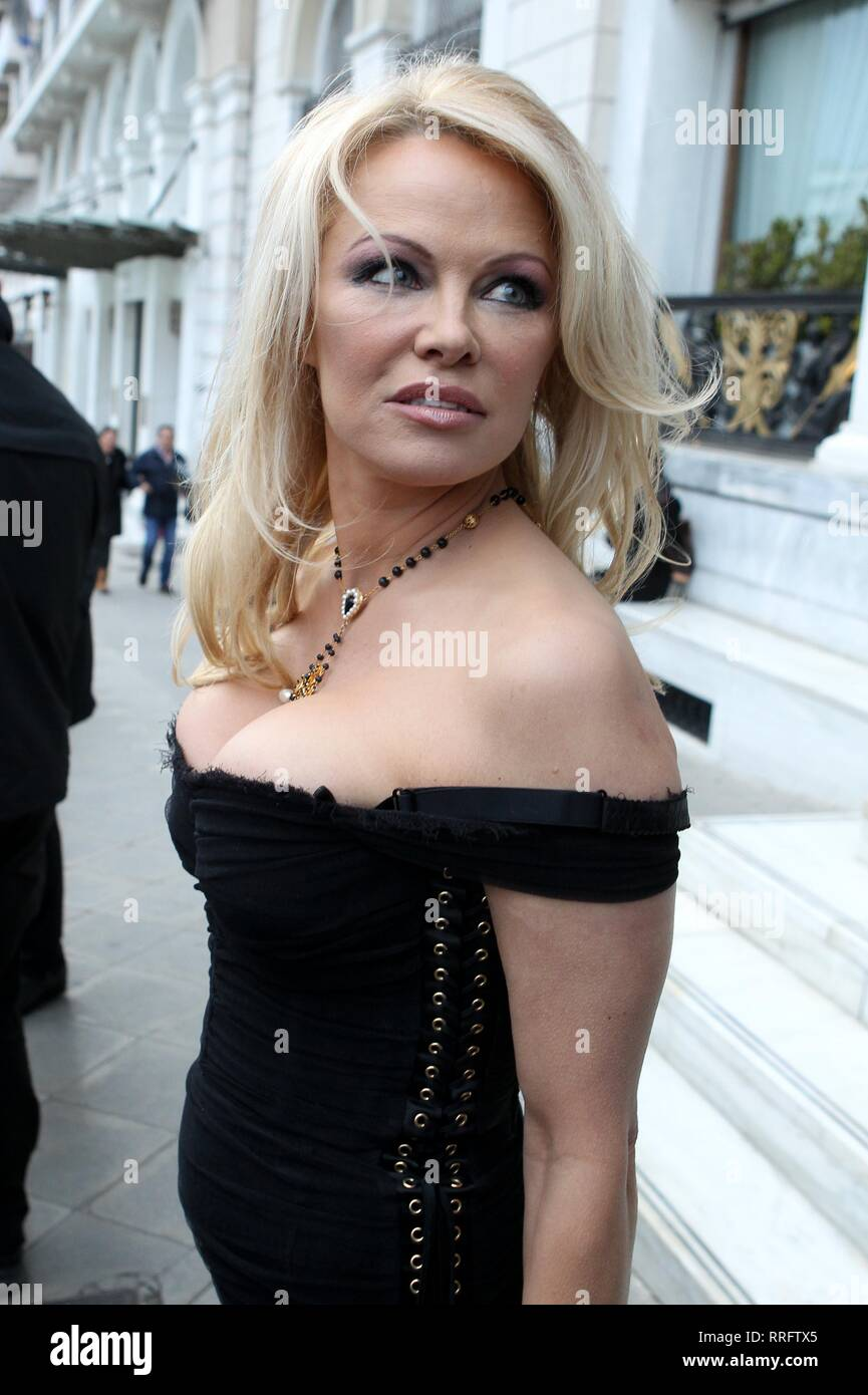 Pamela anderson 2019