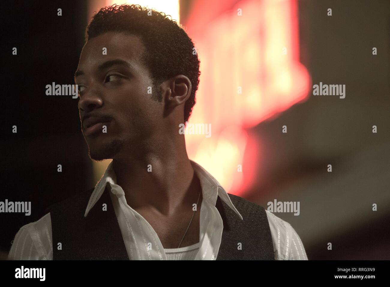 DETROIT, ALGEE SMITH, 2017 - Stock Image