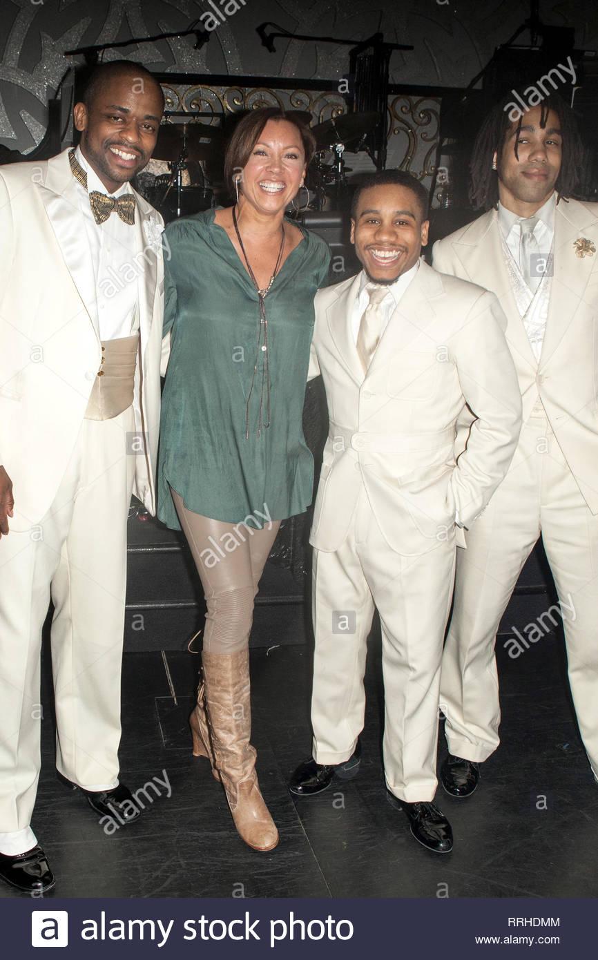 New York, NY - Tony nominee Vanessa Williams joins the cast