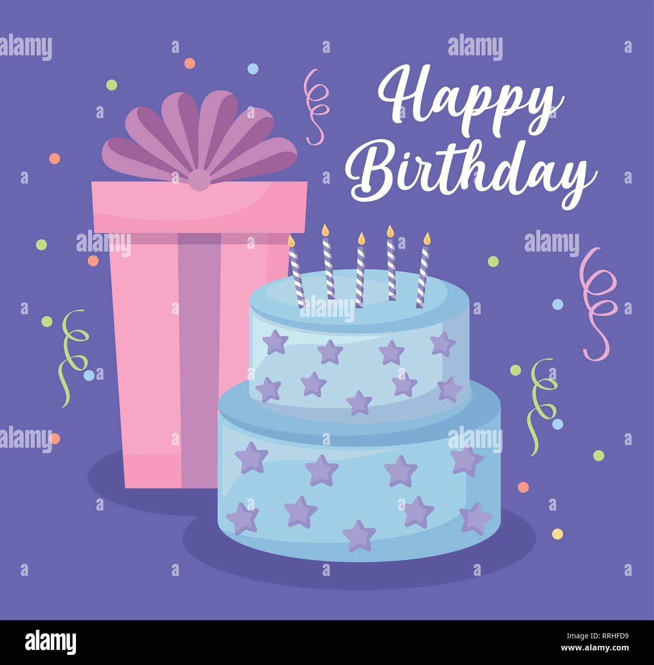 Download Gift Box Design Cake Pics