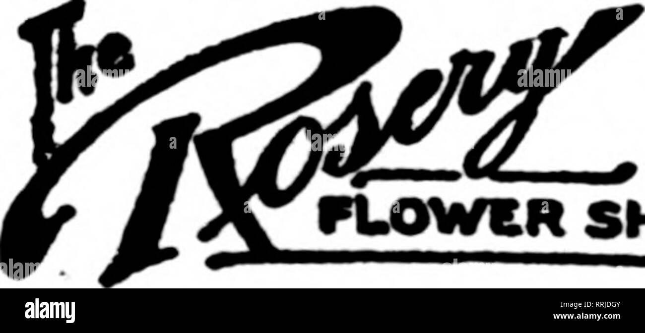 Florists' review [microform]  Floriculture  SCOTT THE