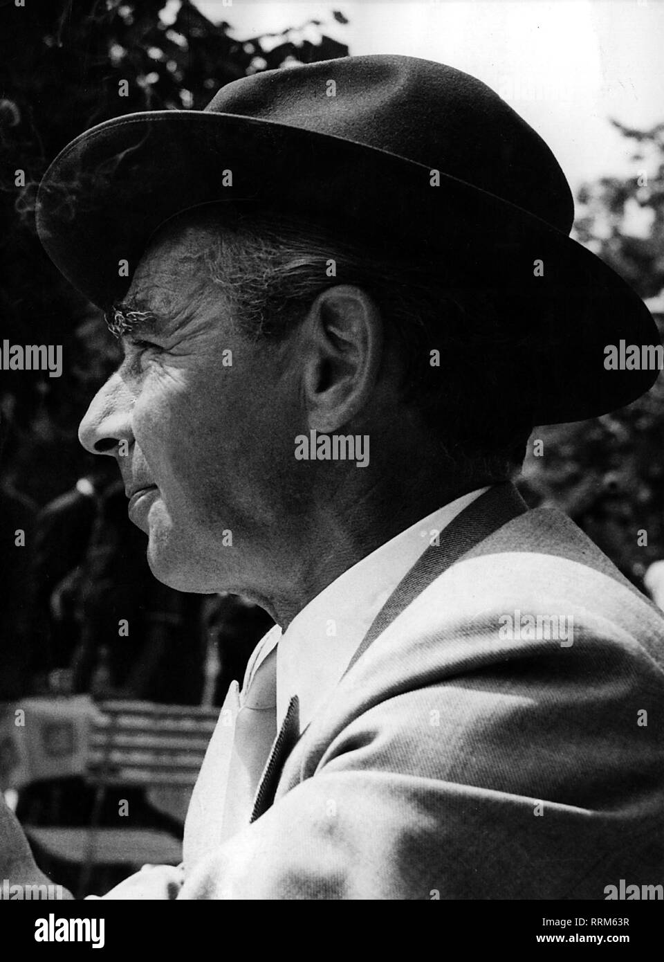 Kaestner, Erich, 23.2.1899 - 29.7.1974, German author / writer, portrait, Additional-Rights-Clearance-Info-Not-Available - Stock Image