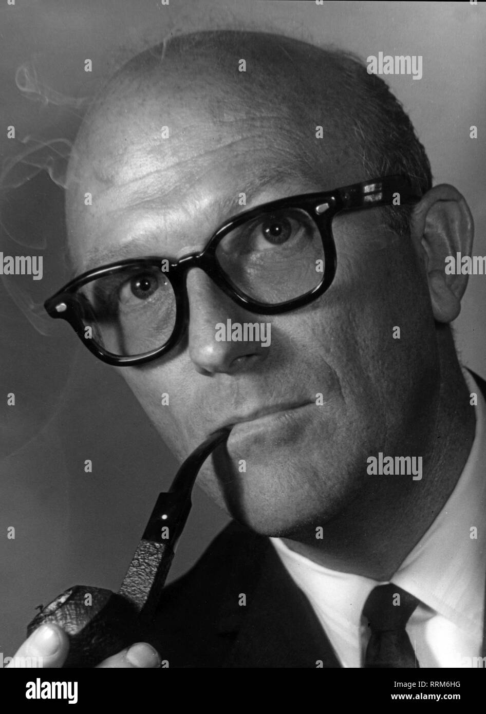 Vaughn, Billy, 12.4.1919 - 26.9.1991, American musician and singer, portrait, 1960s, Additional-Rights-Clearance-Info-Not-Available - Stock Image