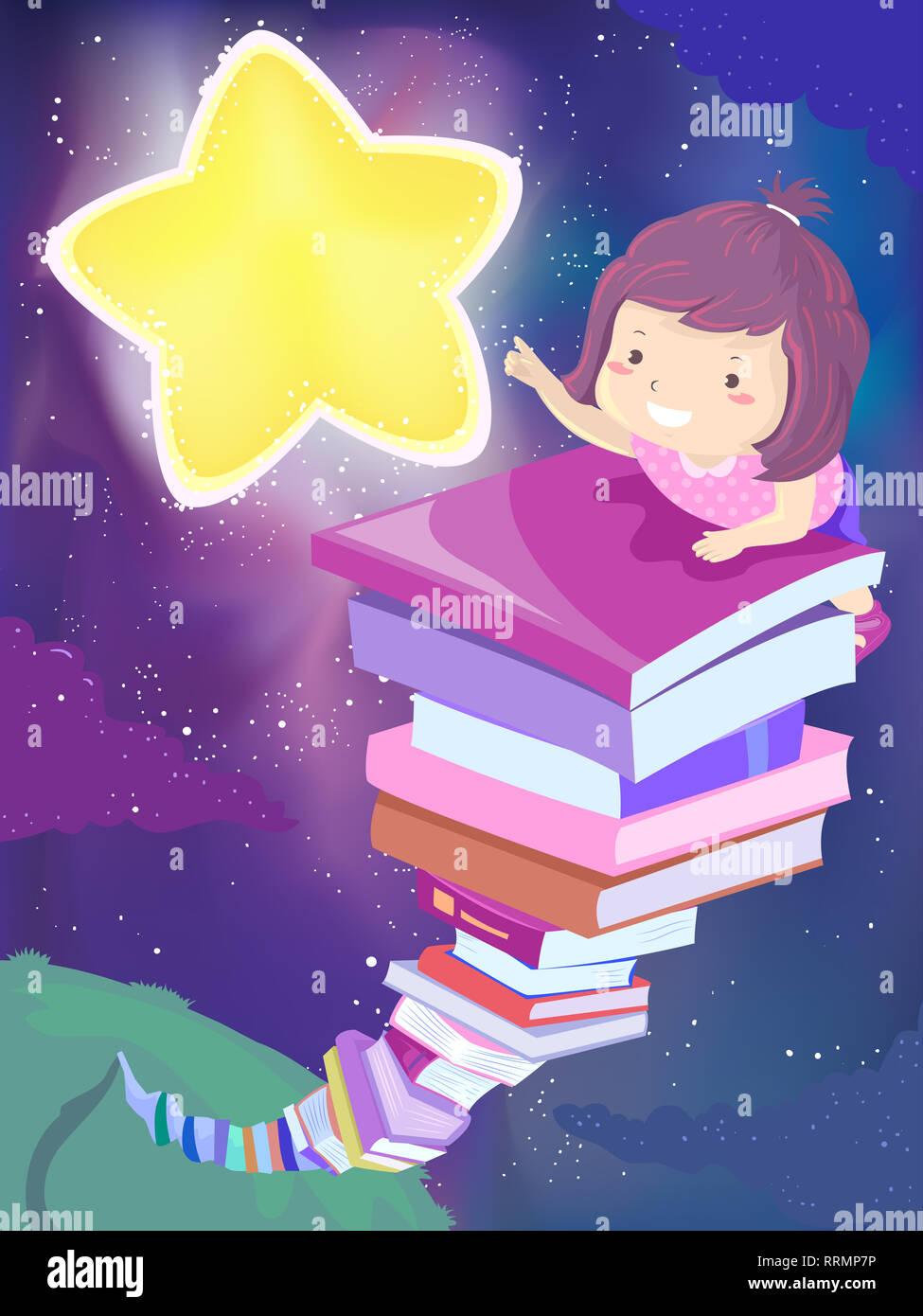 Book Child Reading Drawing Illustration - Stack Of Books Clipart #1318591 | Reading  books illustration, Drawing illustrations, Clip art