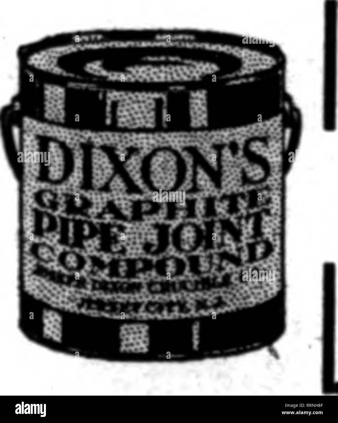 """. Florists' review [microform]. Floriculture. Mention The Review when yon write.. Dixon'sTGraphlte Pipe Joint Compound Saves time, money, temper and tools. Makes tiffhter joints. Never sets like a cement. Keeps joints well lubricated. Send tor t>ook- let No. M-G. Jote»h Dixsa Cnidbic Csmpaay Jersey City, N. J. Mention The Review when you write. Full Weight Wrought Iron and SpoHorhed Stool Plpo Coils, Bends, Railings, etc, made to Sketch FORD & KENDIG CO. nt?"""".S^^Sal*SrrLt. PHILADELPHIA Mention The Review when yon write. Tne HEATING PROBLEM SOLVED Jadliiit strictly aceardiat ts aMch - Stock Image"""