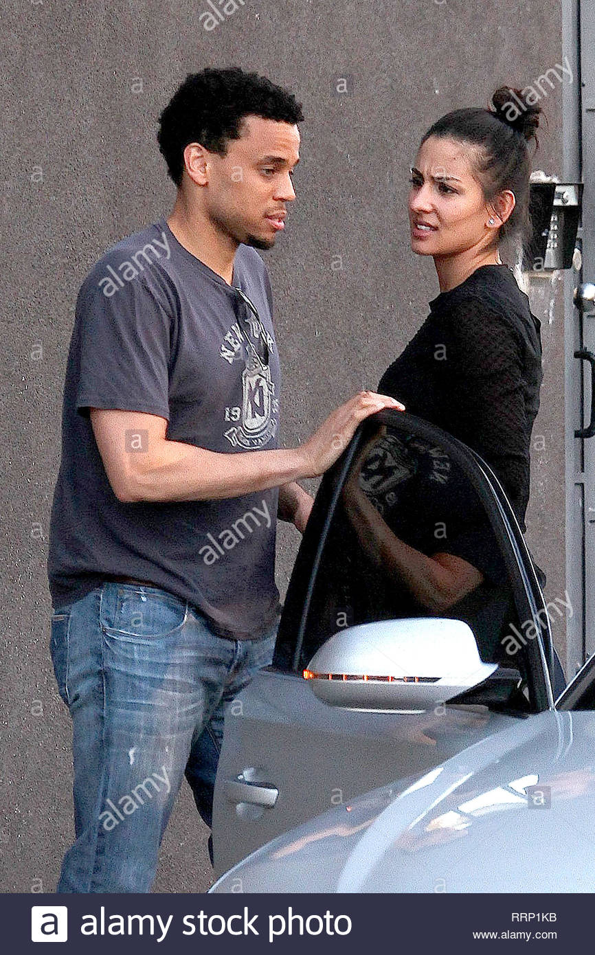 """*EXCLUSIVE* Venice, CA - """"Almost Human"""" Star Michael Ealy ..."""