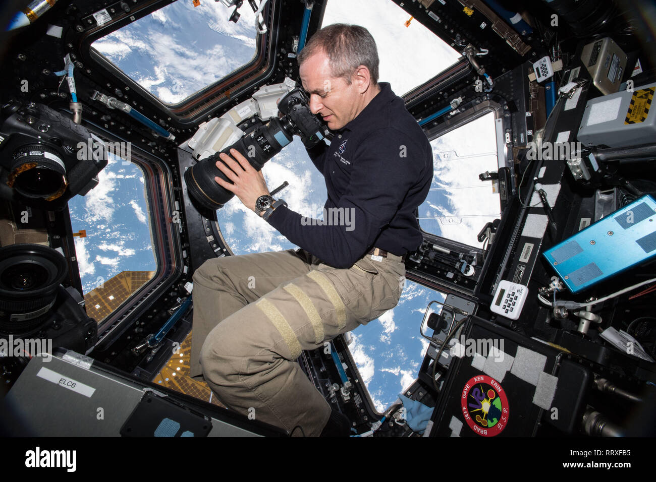 astronauts aboard the international space station - photo #44