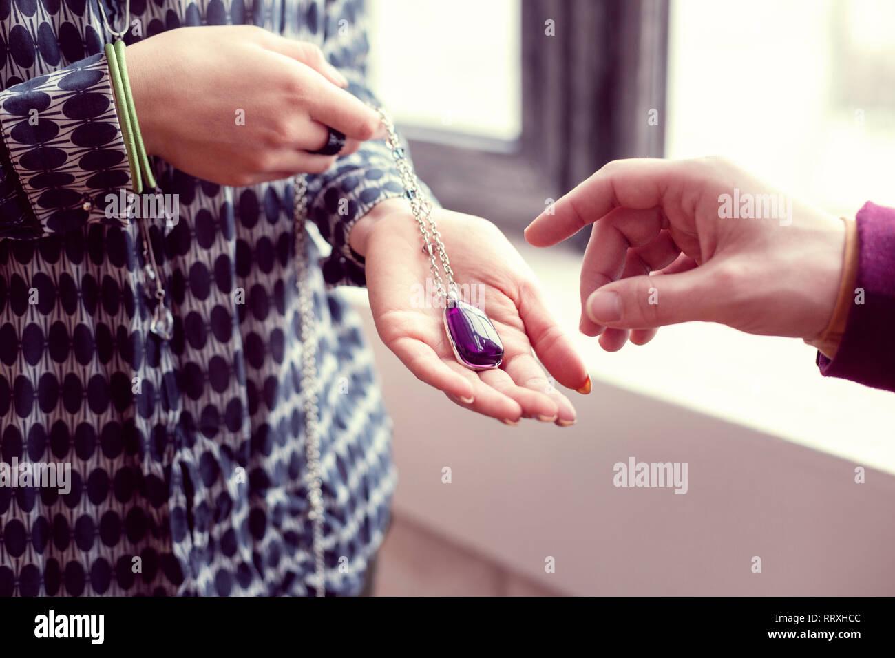 Close up of a powerful magic amulet Stock Photo: 238456300 - Alamy