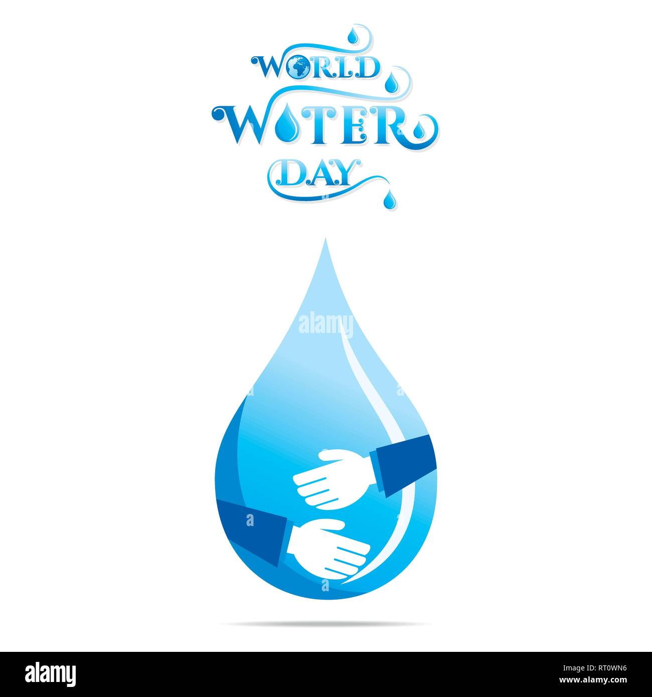 Any Poster On Save Water