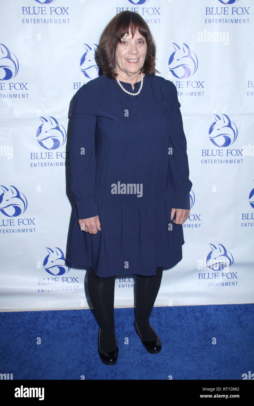 Judy Wood 02/26/2019 The Los Angeles Premiere of