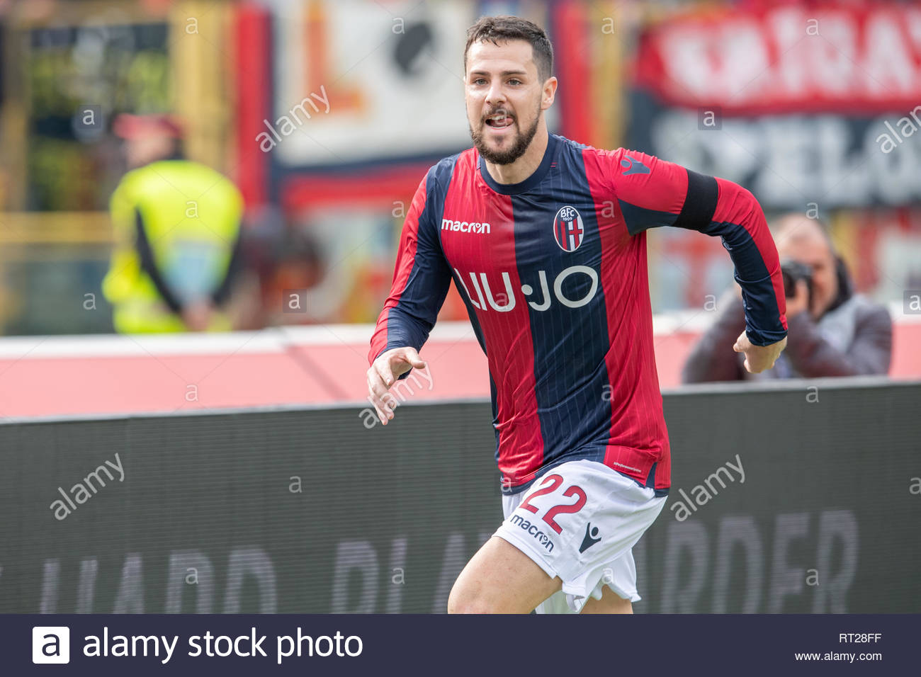 Mattia Destro High Resolution Stock Photography And Images Alamy
