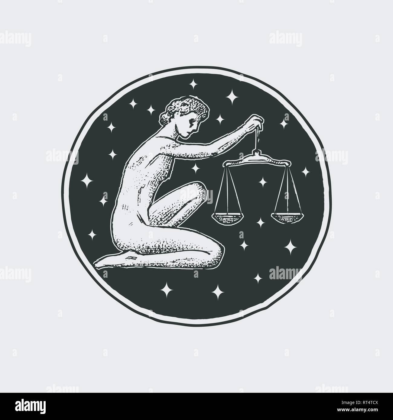 old astrology libra