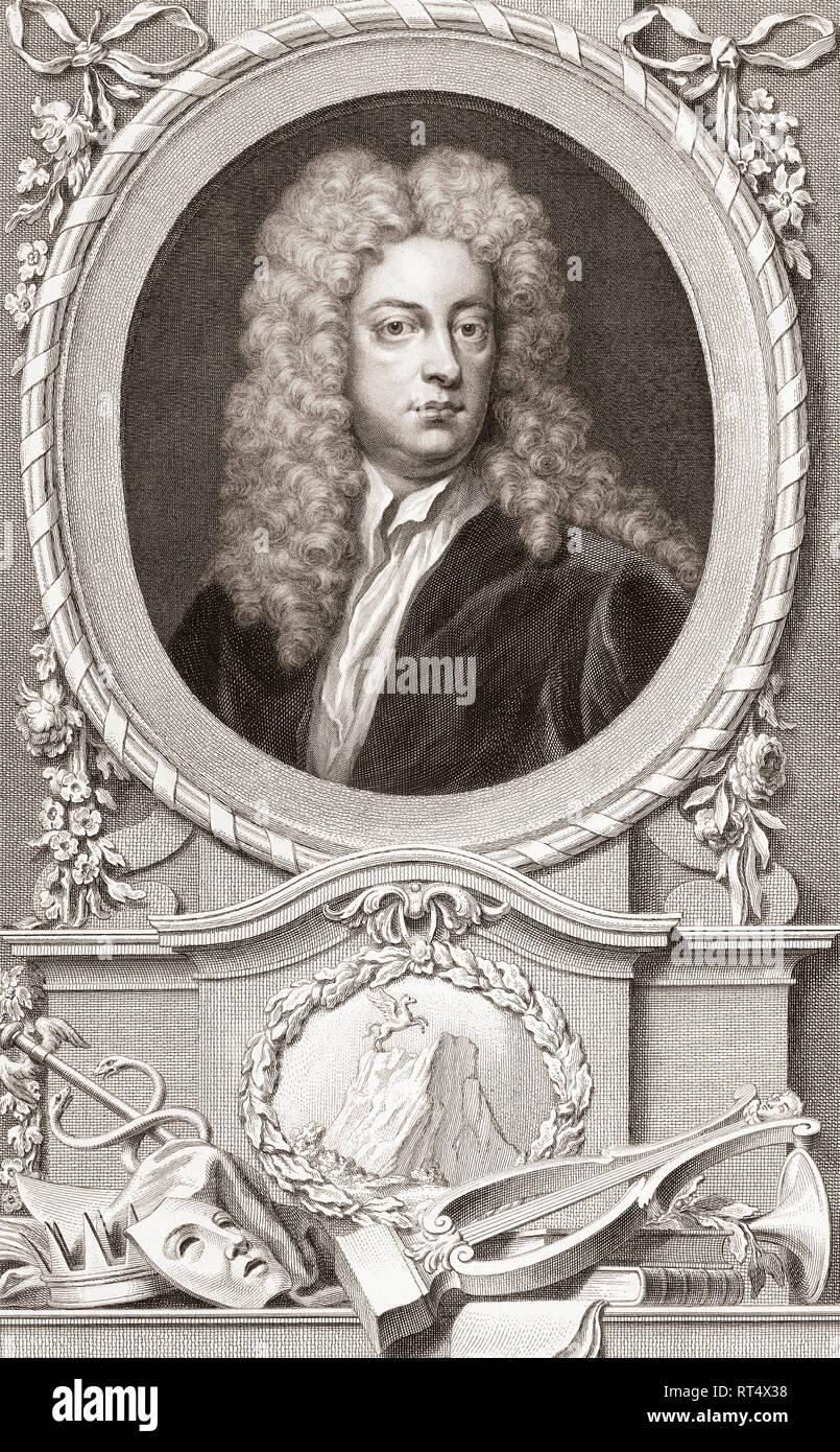 english essayist 17th 18th century