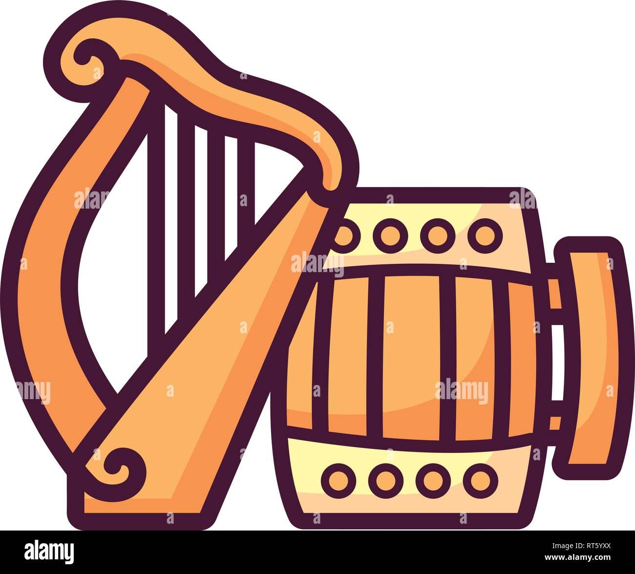 Harp clipart unique, Harp unique Transparent FREE for download on  WebStockReview 2020