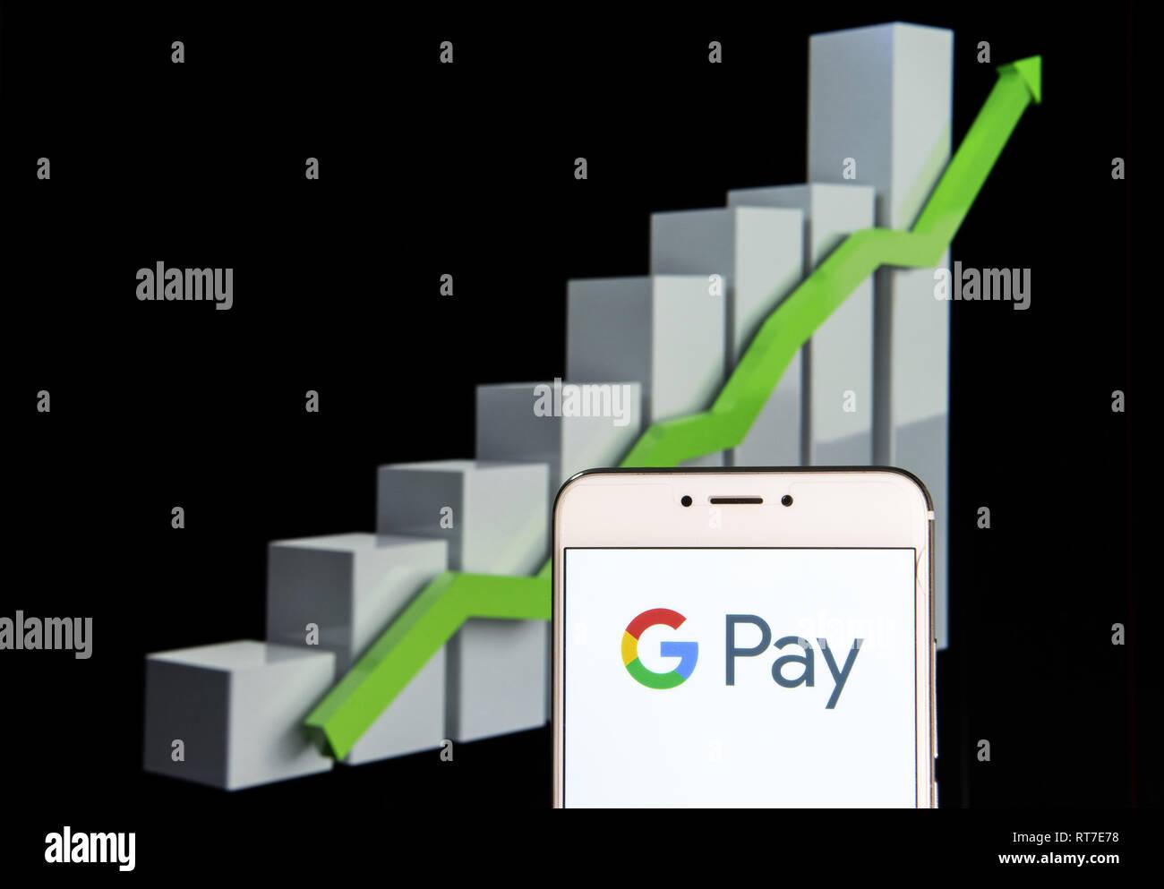 Hong Kong  10th Feb, 2019  American online payment platform