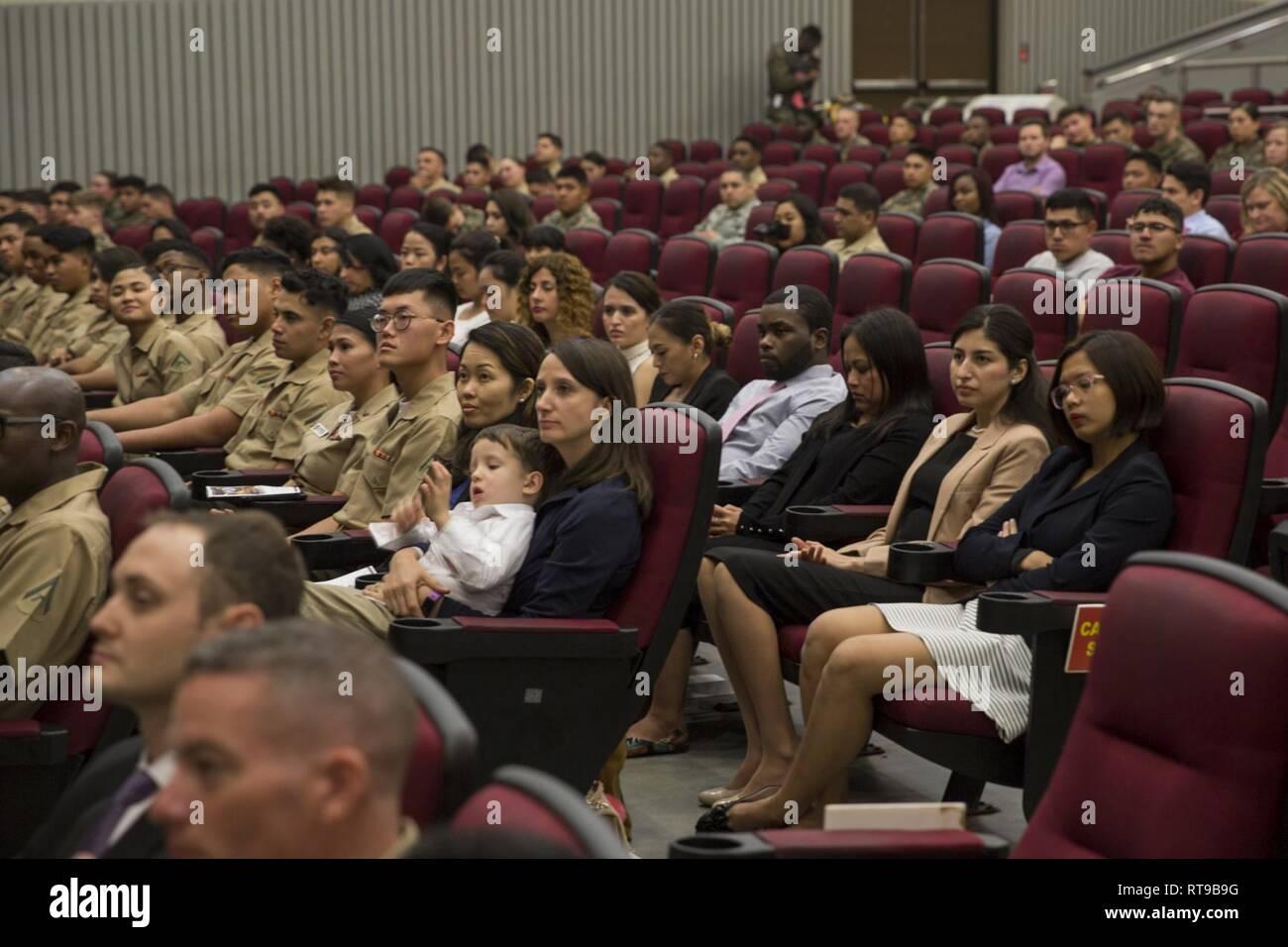U S Citizenship Ceremony Stock Photos & U S Citizenship Ceremony