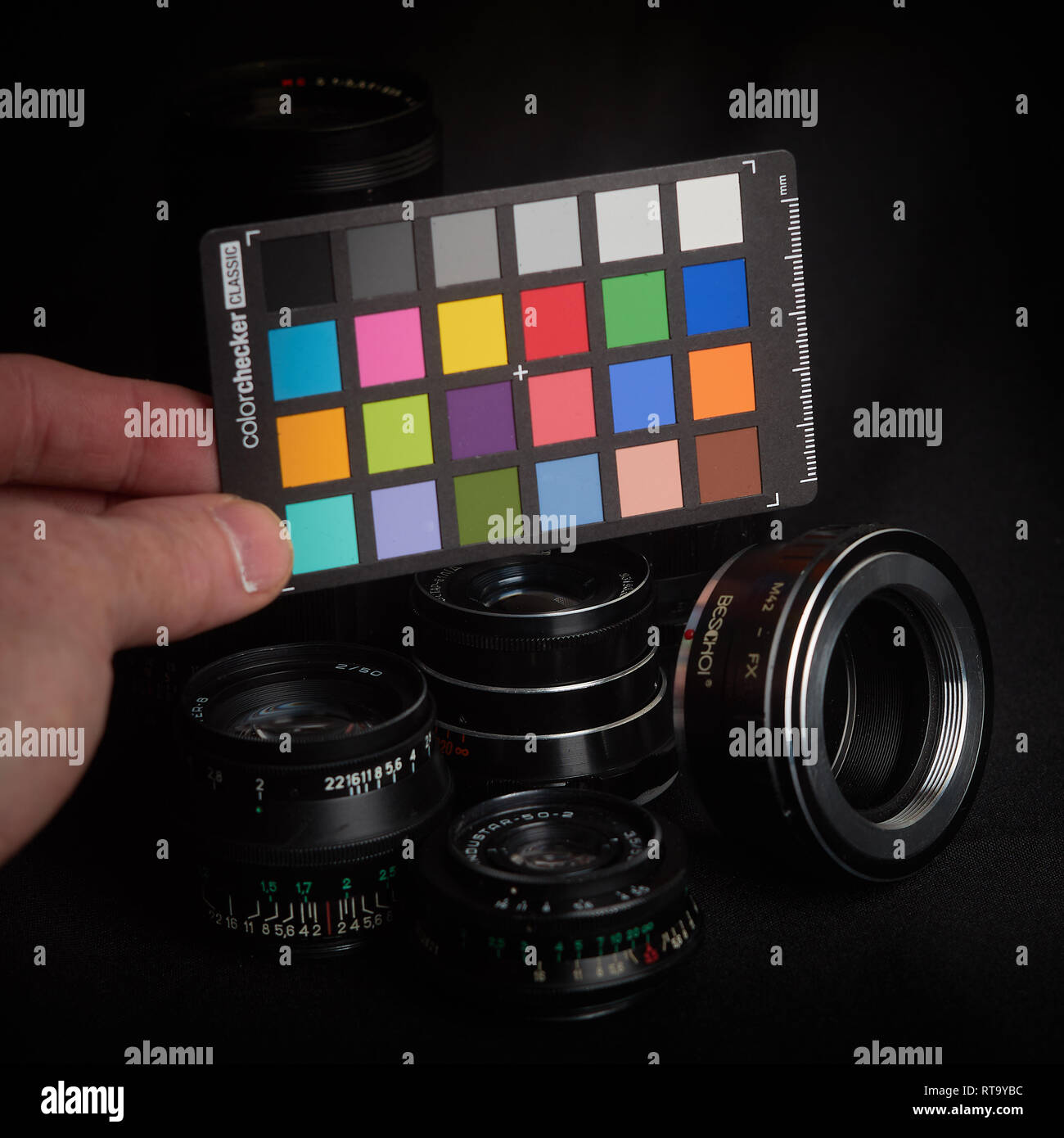 Color Calibration Stock Photos & Color Calibration Stock Images - Alamy
