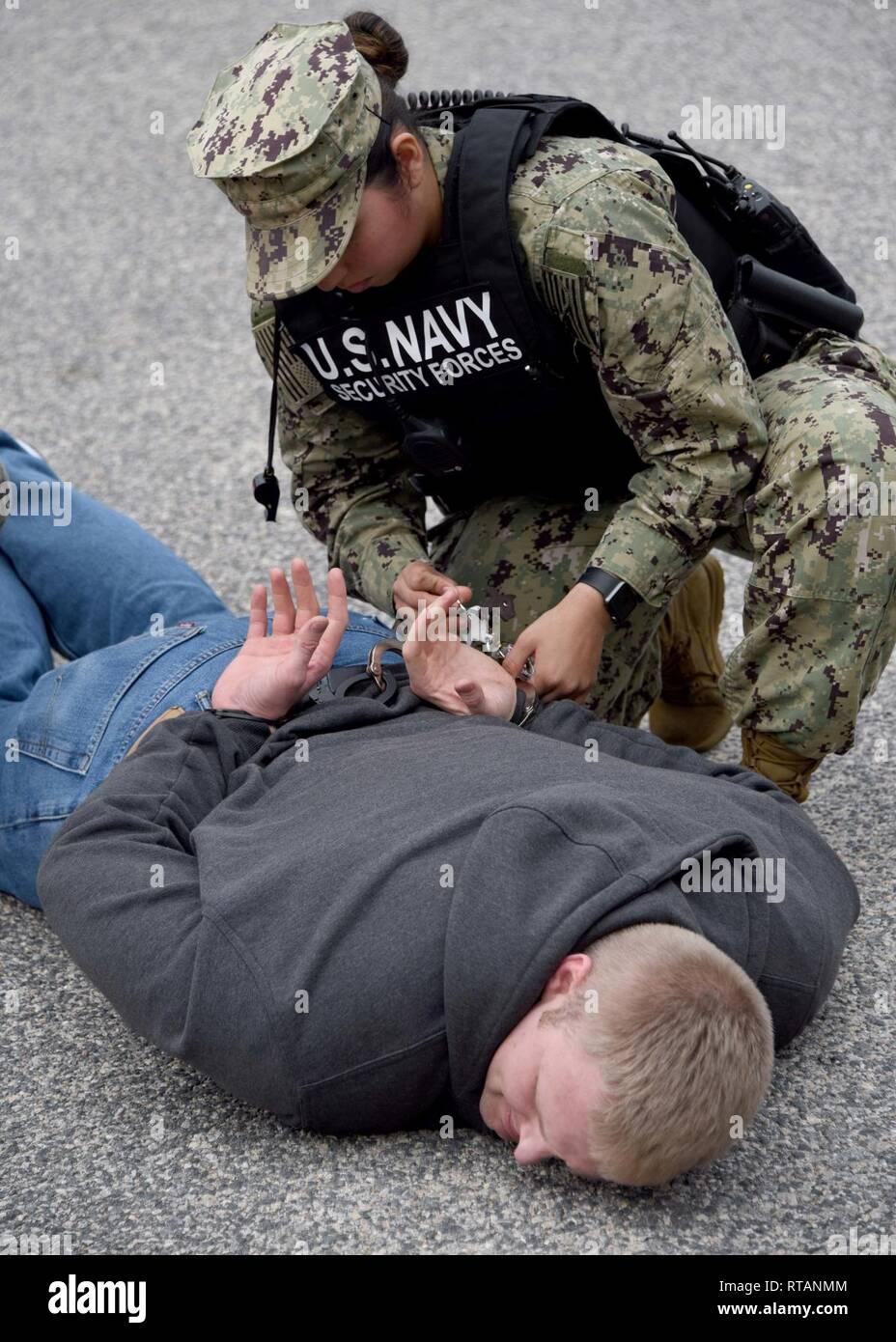 VIRGINIA BEACH (Feb  7, 2019) Joint Expeditionary Base